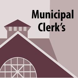 MMA Publication Manual Municipal Clerk's